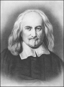 Thomas Hobbes: all against all