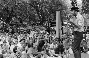 Pete Seeger/ Earth Day 1970