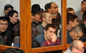 Defendants at the trial of the 37. Photo: Civic Solidarity Platform