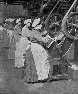 A can factory, 1909. Source: resourcesforhistoryteachers.wikispaces.com
