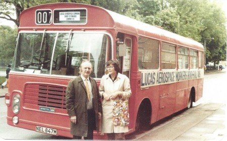 The Lucas workers' prototype road-rail bus