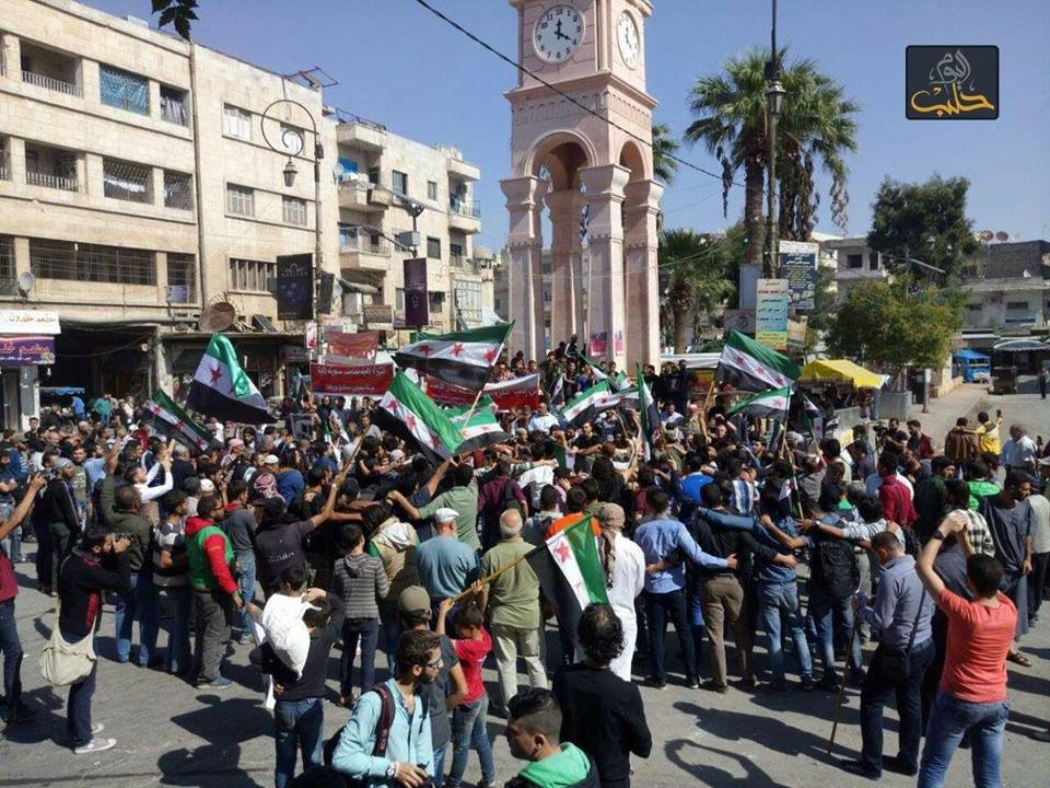Syria: the revolution is alive, but buried under rubble